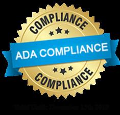 ADA Site Compliance Seal